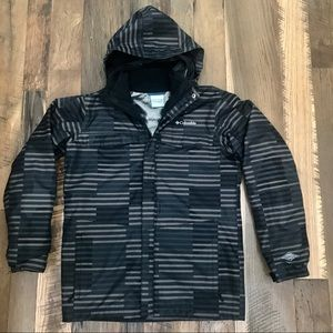 Columbia 2pc Omni Heat Winter Coat Boy 14-16